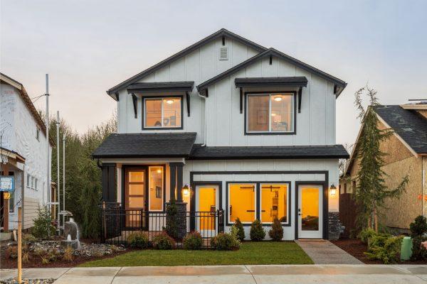 Homes in Ridgefield WA